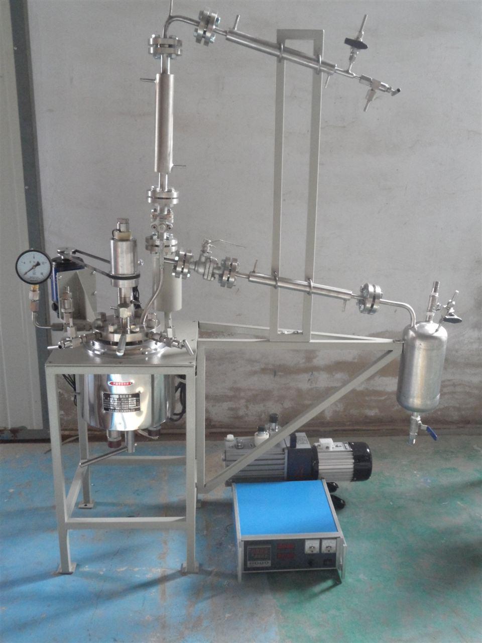 酯化缩聚反應釜