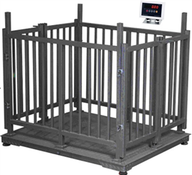 SCS2.5T電子牲畜地磅秤