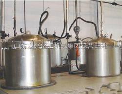 齐全-锥形蒸煮锅、旋转蒸煮锅