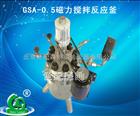 厂家促销GSA-0.5磁力搅拌反应釜