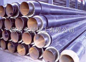 白银聚氨酯玻璃钢保温管
