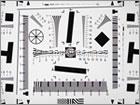 标准型ISO12233标准分辨率测试卡2000线