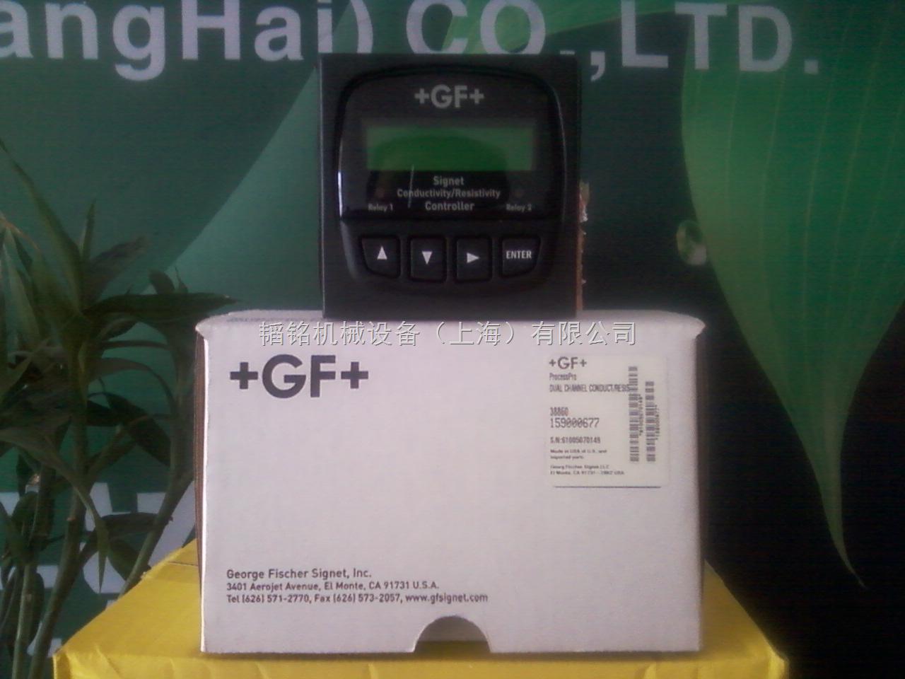 美國GF電導率變送器3-8860雙通道儀表