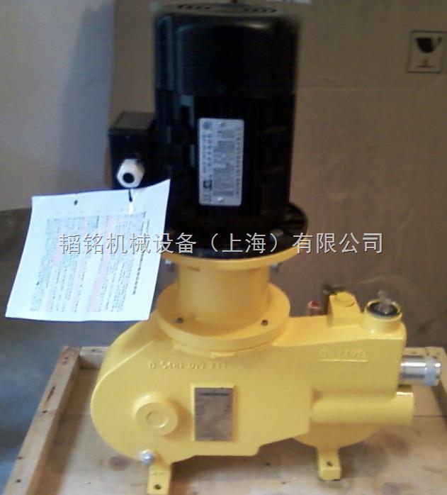 美国RB270液压隔膜计量泵