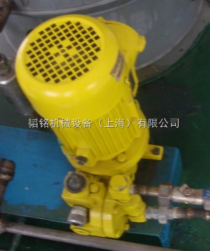 米顿罗RP001高粘度液压隔膜计量泵