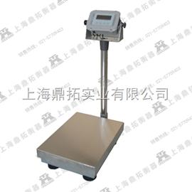 TCS落地式电子磅称,台秤500公斤,带立杆的电子秤