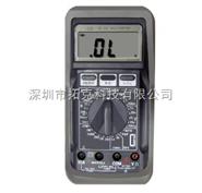 台湾tenmars泰玛斯YF-78 LCR数位三用电表YF78 LCR电桥