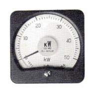 上海自一船用儀表廠,廣角度功率表,13D1-W