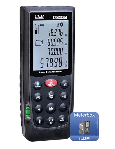 iLDM-150激光测距仪报价