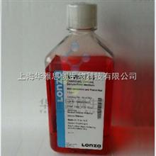 12-725F_Lonza 无血清培养基(SFM)UltraCULTURE_促销价500ml,不含L-谷氨酰胺