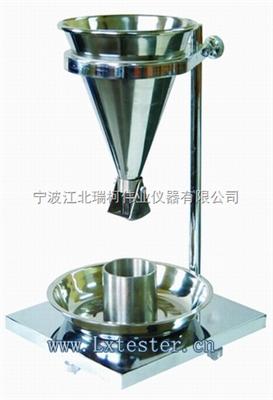 FT-106C普通磨料堆積密度測定儀,GB/T3603堆積密度測定儀