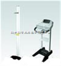 HG19-ST6000身高體重測量儀 身高體重測試儀 液晶顯示體質測量儀