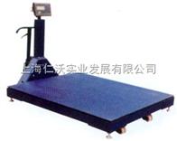 3T锦州SCS-3000kg移动式地磅称接打印机