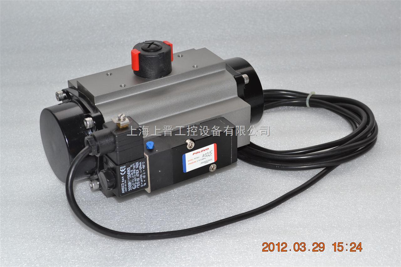 """二位三通电磁阀 概述 PLVD3/2二位五通电磁阀用于气动阀门""""开启""""或""""关闭""""的电控操作,起切换气源的作用。电磁阀符合NAMUR连接标准,可分为贴装式和分离式;双作用式配二位五通电磁阀,单作用工配二位三通电磁阀。整机简单、紧凑、体积小、寿命长。该产品有基本型和隔爆型,防爆级别Ex d ii BT4,防护等级IP67 二位三通电磁阀 参数"""
