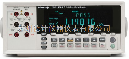 泰克DMM4020 数字万用表