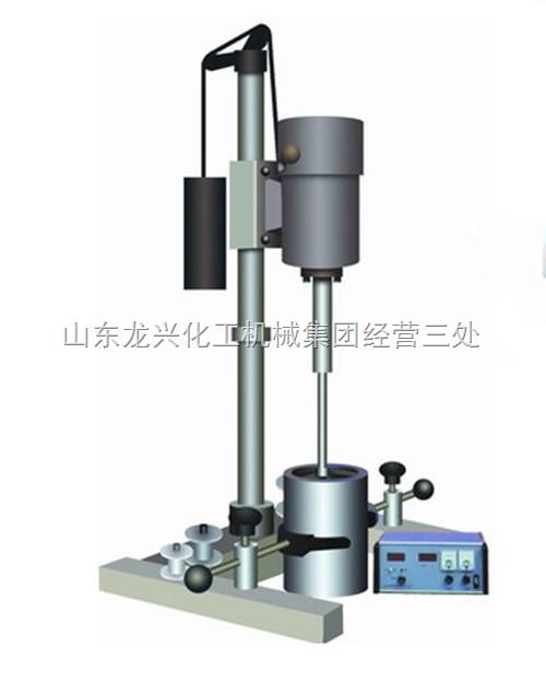 实验室砂磨机、实验室研磨分散两用机