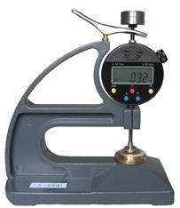 分度值0.001mm   CH-12.7-STSX 数显薄膜薄片测厚仪