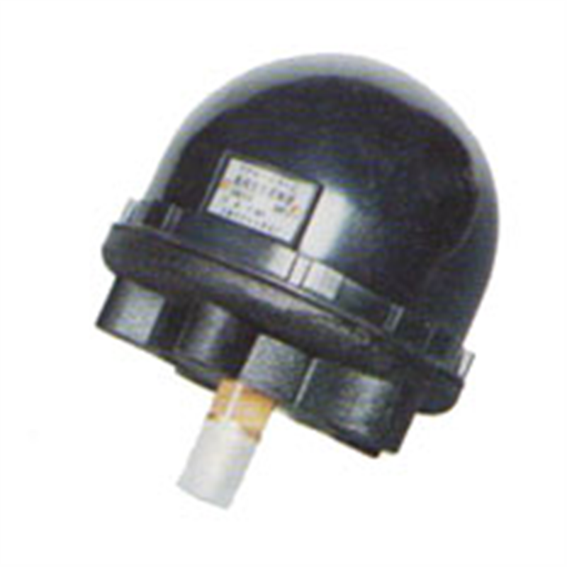船用膜片压力控制器-上海自动化仪表五厂