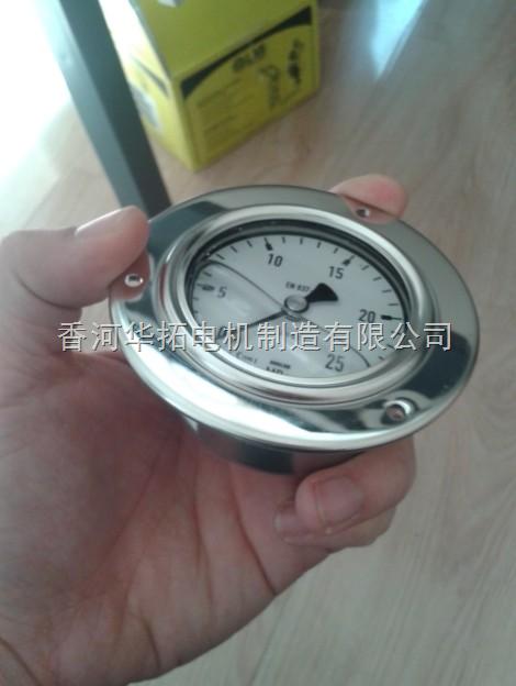 wika压力表233.50.063-供求商机-香河华拓电机制造