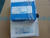 FESTO(费斯托)150238定时器PZVT-30-SEC现货特价