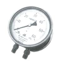 不锈钢差压表 CYW-150B