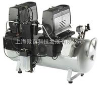 2xOF1202-150BD6型JUN-AIR无油空气压缩机