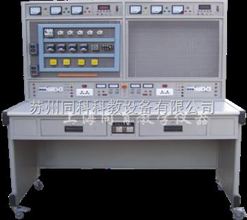 TKKW-845B 網孔型TKKW-845B 網孔型電工技能及工藝實訓考核裝置(雙面、四組)