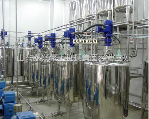新品定做食醋生产设备、醋生产设备