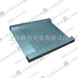 SCS滨州带引坡地磅秤,2T电子平台磅,国产地磅秤哪便宜?