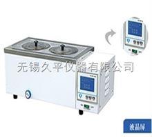 液晶电热恒温水浴锅/电热恒温水槽/单孔电热恒温水浴锅/HHD-1