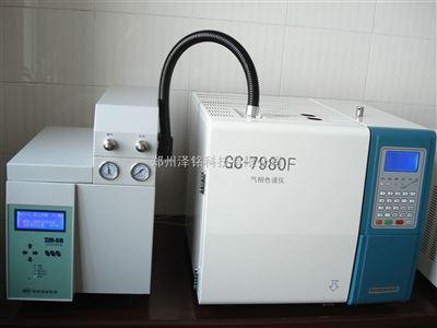 GC7980A系列必赢气相彩票法分析检测药用聚酯瓶中乙醛含量