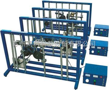 TK-02型平面機構運動設計分析與測試實驗臺