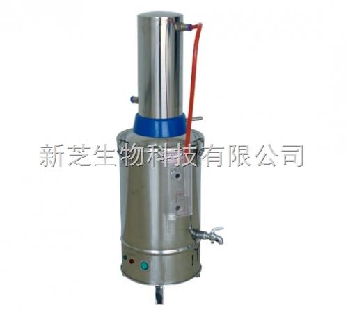 上海博迅不锈钢电热蒸馏水器YN-ZD-5 电热蒸馏水器 蒸馏水器报价