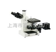 4XC三目倒置金相显微镜