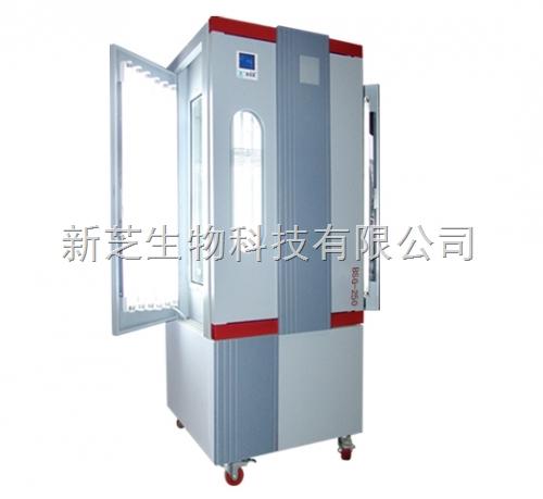 上海博迅程控光照培养箱(种子箱,升级新型,液晶屏)三面光照BSG-250 光照培养箱