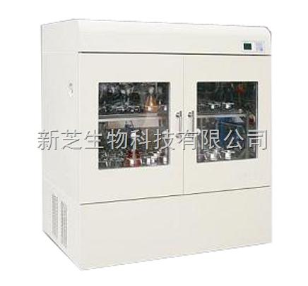 上海博迅立式双层智能精密型摇床(恒温式,带制冷)BSD-YF2400价格现货