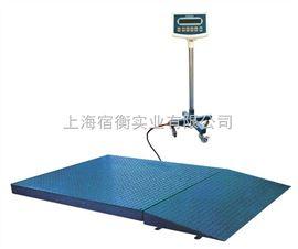 SCS-SH-A厂家直销3吨地磅,1m*1m台面带打印电子地磅