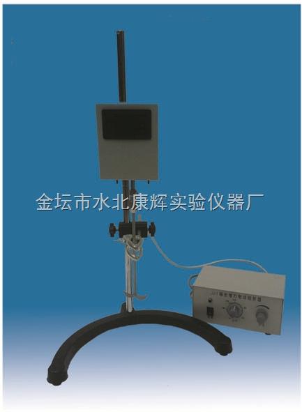 JJ-6数显精密增力电动搅拌器