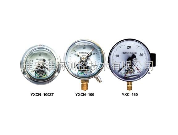 磁助电接点压力表 _电子电工仪器