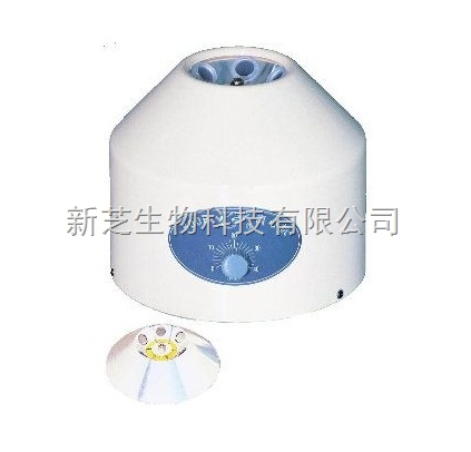 上海安亭低速台式离心机800B
