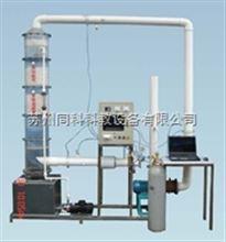 TKDQ-566-II筛板式填料式多级气体吸收装置