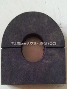 橡塑管道木托厂家/价格