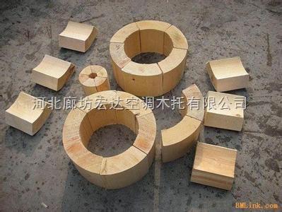 红松木保冷支撑块,木垫块厂家