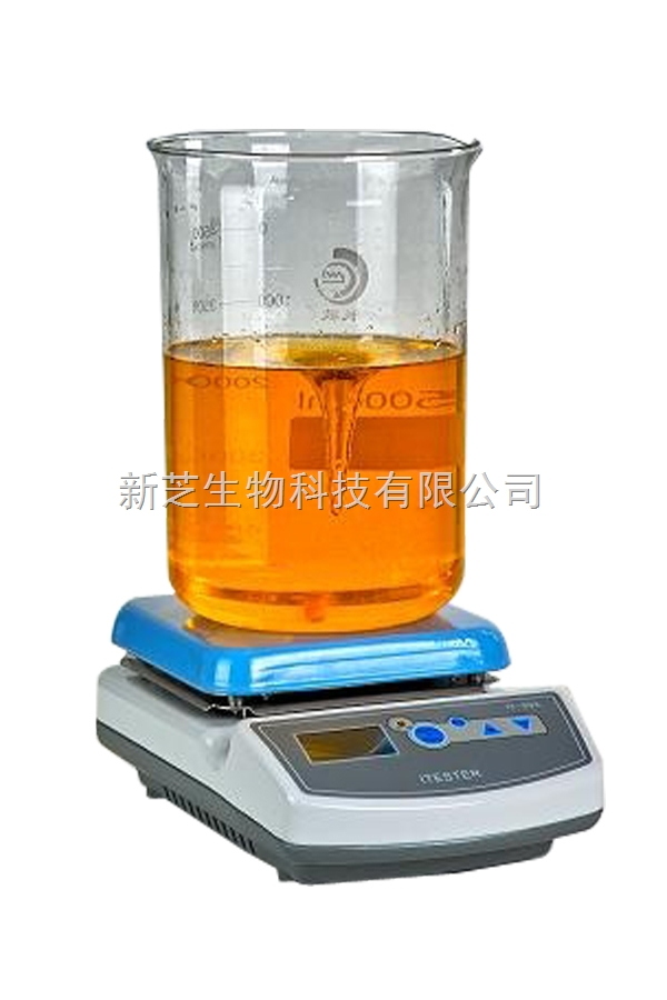 上海一恒IT-09B15-液晶屏加热磁力搅拌器【厂家正品】
