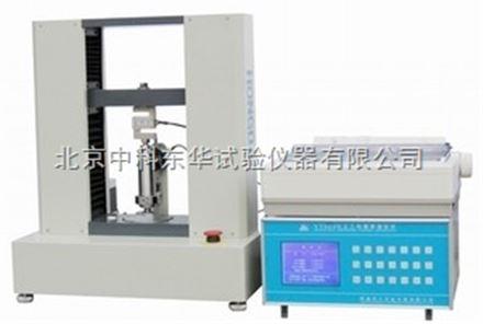 塑料排水带芯带压屈强度试验机