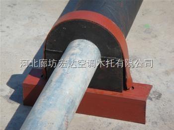 管道木托,保冷管道垫木新产品