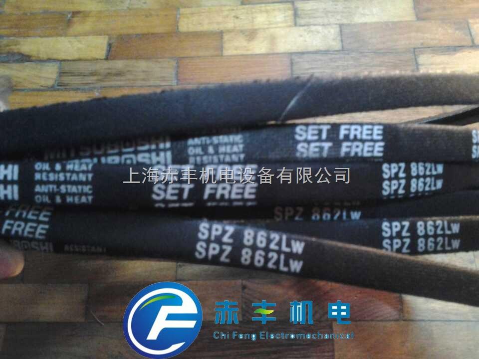 SPZ737LW空调机皮带SPZ737LW耐高温三角带SPZ737LW窄v带