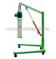4KW-移动式乳化机原理 高剪切乳化机价格