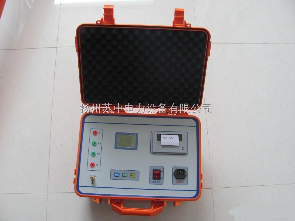 szop大型地网接地电阻测试仪