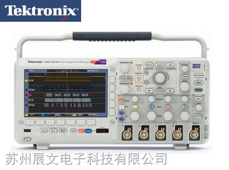 泰克DPO2002B混合信号示波器带宽70M